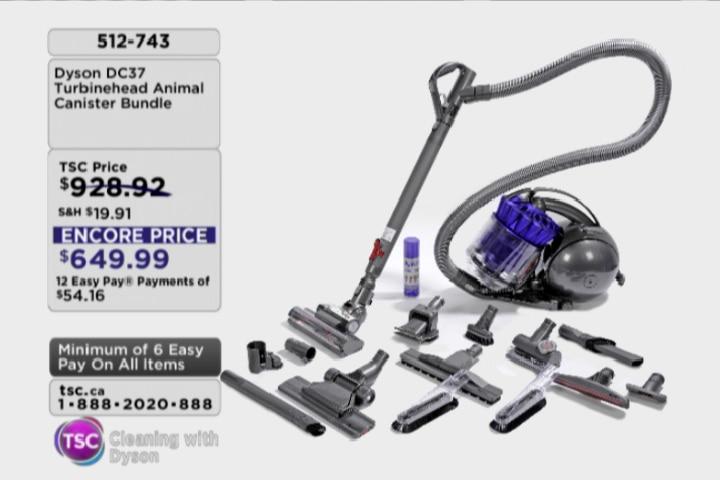 Buy Dyson DC37 Turbinehead Animal Canister Bundle  Online